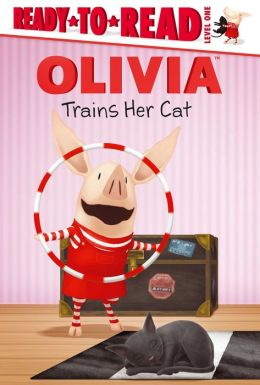 OLIVIA Trains Her Cat: with audio recording