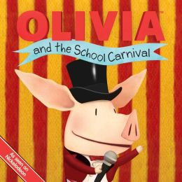 OLIVIA and the School Carnival: with audio recording