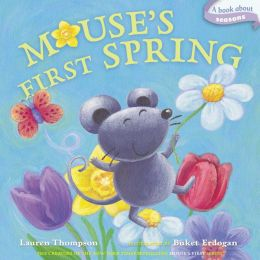 Mouse's First Spring: with audio recording