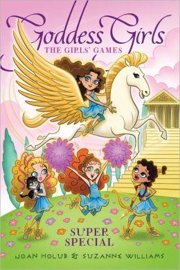 The Girl Games (Goddess Girls Series)