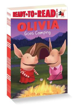 Olivia Ready-to-Read Value Pack: Olivia Goes Camping; Olivia Plants a Garden; Olivia and the Snow Day; Olivia Takes a Trip; Olivia and Her Ducklings; Olivia Trains Her Cat