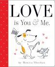 Book Cover Image. Title: Love Is You & Me, Author: Monica Sheehan