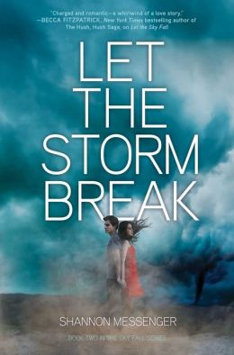 Let the Storm Break (Sky Fall Series #2)