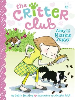 Amy and the Missing Puppy (Critter Club Series #1)
