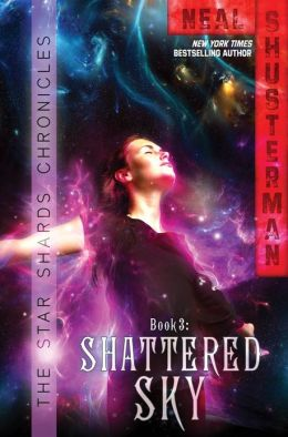 Shattered Sky (Star Shards Chronicles #3)