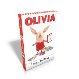 Olivia Loves to Read: Olivia Trains Her Cat; Olivia and Her Ducklings; Olivia Takes a Trip; Olivia and the Snow Day; Olivia Plants a Garden; Olivia Goes Camping