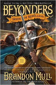 Seeds of Rebellion (Beyonders Series #2) Exclusive B&N Edition