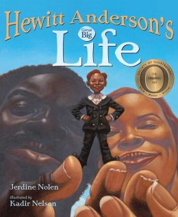 Hewitt Anderson's Great Big Life: with audio recording