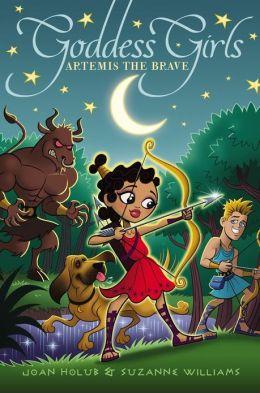 Artemis the Brave (Goddess Girls Series #4)