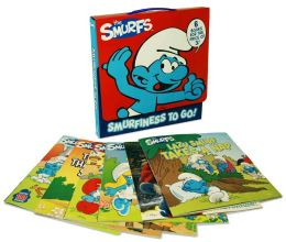 Smurfiness to Go!: A Smurfin' Big Adventure, Meet Smurfette!, Lazy Smurf Takes a Nap, The Thankful Smurf, Rain, Rain Smurf Away, The 100th Smurf