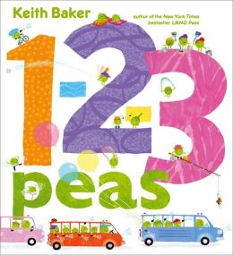 1-2-3 Peas: with audio recording