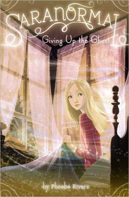 Giving Up the Ghost (Saranormal Series #6)
