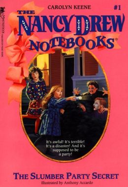 The Slumber Party Secret (Nancy Drew Notebooks Series #1)