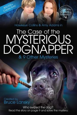 The Case of the Mysterious Dognapper: Can You Solve the Mystery #4