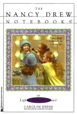 Lights! Cameras! Clues! (Nancy Drew Notebooks Series #29)