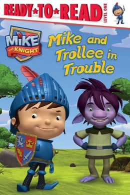 Mike and Trollee in Trouble: with audio recording