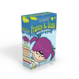The Complete Franny K. Stein, Mad Scientist: Lunch Walks Among Us; Attack of the 50-Ft. Cupid; The Invisible Fran; The Fran That Time Forgot; Frantastic Voyage; The Fran with Four Brains; The Frandidate
