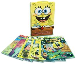 Learn to Read with SpongeBob and Friends!: Special Delivery!; The Song That Never Ends; The Bikini Bottom Bike Race; The Great Train Mystery; The Best Mom; Good Times!