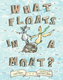 What Floats in a Moat?: with audio recording
