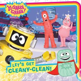 Let's Get Cleany-Clean!: with audio recording