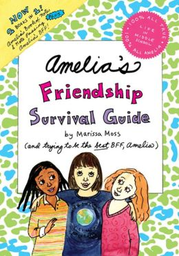 Amelia's Friendship Survival Guide: Amelia's Book of Notes & Note Passing; Amelia's BFF