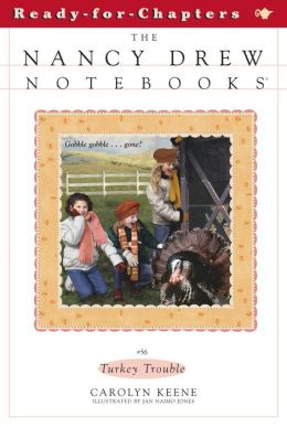 Turkey Trouble (Nancy Drew Notebooks Series #56)