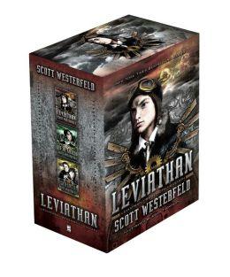 The Leviathan Trilogy: Leviathan; Behemoth; Goliath
