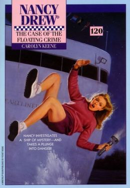 The Case of the Floating Crime (Nancy Drew Series #120)