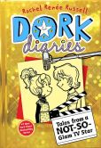 Book Cover Image. Title: Dork Diaries 7:  Tales from a Not-So-Glam TV Star, Author: Rachel Renee Russell