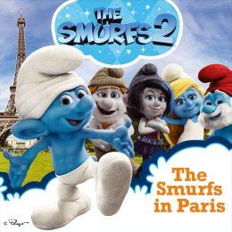 The Smurfs in Paris