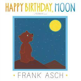 Happy Birthday, Moon: with audio recording