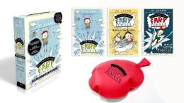 Doctor Proctor's Fart Powder The Fart-tastic Boxed Set: Doctor Proctor's Fart Powder; Bubble in the Bathtub; Who Cut the Cheese? (with free whoopee cushion inside!)