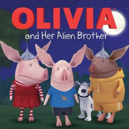 OLIVIA and Her Alien Brother: with audio recording
