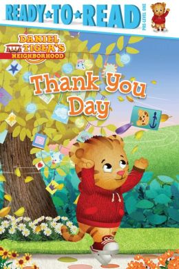 Thank You Day: with audio recording