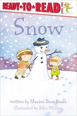 Snow: with audio recording