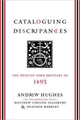 Cataloguing Discrepancies: The Printed York Breviary of 1493