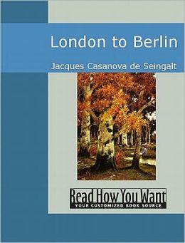 London to Berlin
