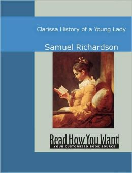 Clarissa History of a Young Lady