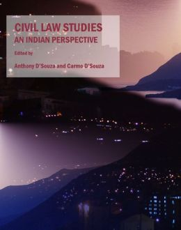 Civil Law Studies: An Indian Perspective