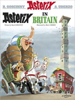 Asterix in Britain: Album #8