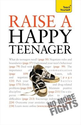 Raise a Happy Teenager