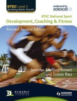 Btec Level 3 National Sport Development, Coaching & Fitness