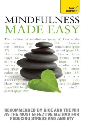 Mindfulness Made Easy: Teach Yourself