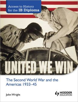 Second World War & the Americas 1933-45