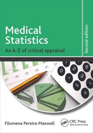 Pocket Medical Statistics: An A-Z for Critical Appraisal, Second Edition / Edition 2