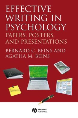 methods in psychology research paper