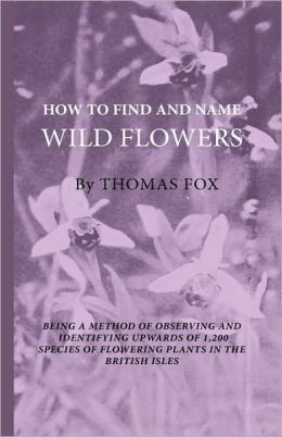 How To Find And Name Wild Flowers - Being A New Method Of Observing And Identifying Upwards Of 1,200 Species Of Flowering Plants In The British Isles