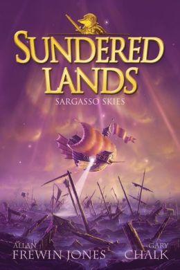 Sundered Lands 5: Sargasso Skies
