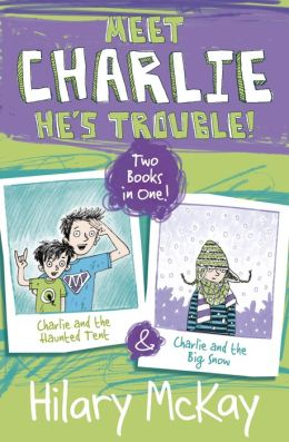 Charlie and the Haunted Tent and Charlie and the Big Snow