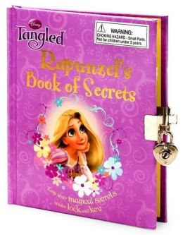 Disney Tangled: Rapunzel's Book of Secrets
